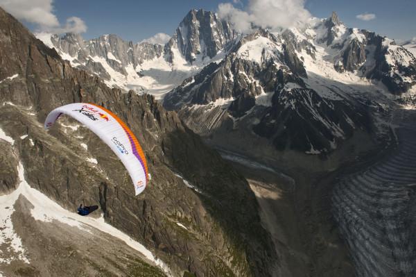 Red Bull X-Alps 2013 (fot. Felix Woelk)