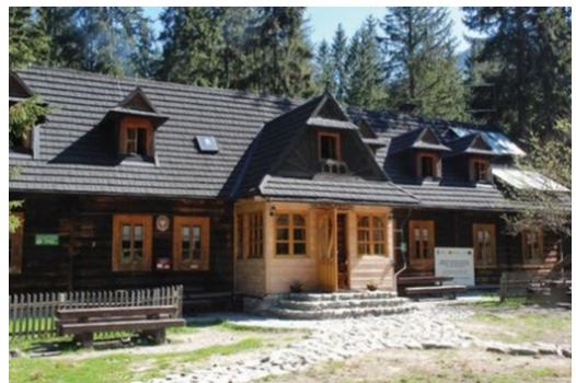 Schronisko Roztoka (fot. arch. Schronisko Roztoka)