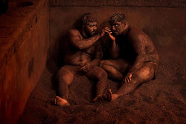 Alain Schroeder / National Geographic Traveler Photo Contest, Kushti, Indian Wrestling