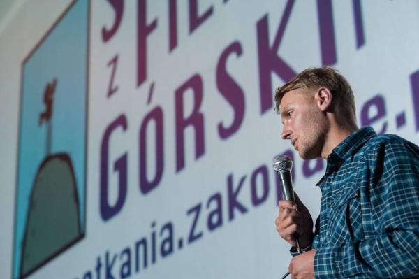 Andrzej Bargiel (fot. Spotkania z Filmem Górskim)