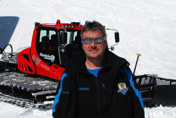 Andreas Rauch - dyrektor Mayrhofner Bergbahner (fot. outdoormagazyn.pl)