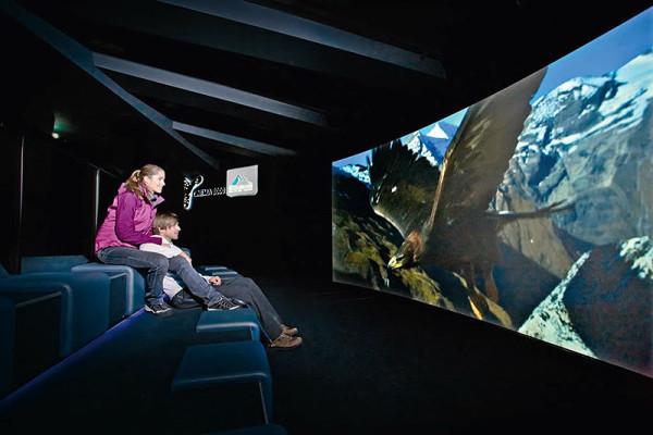 Górskie kino 3D (fot. arch. Stuff)