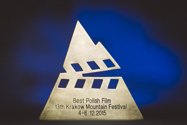 Nagroda w Konkursie Filmu Polskiego dla Dariusza Załuskiego (fot. Adam Kokot/KFG)
