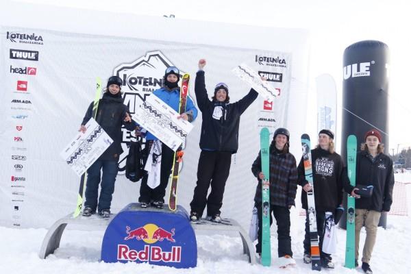 Podium Kotelnica Białczańska Winter Sports Festival (fot. Tomek Gola)