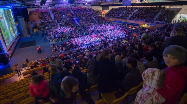 Liczna publiczność (fot. Kolosy)
