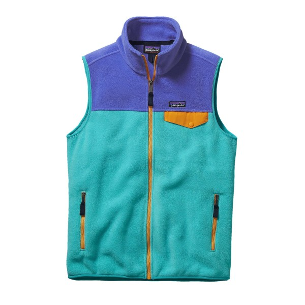 Kamizelka polarowa M's Lighweight Synchilla® Snap-T® Fleece Vest