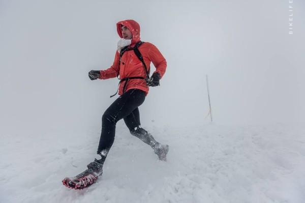 3. Zimowy Ultramaraton Karkonoski im. Tomka Kowalskiego - Kacper Tekieli (fot. Bikelife)