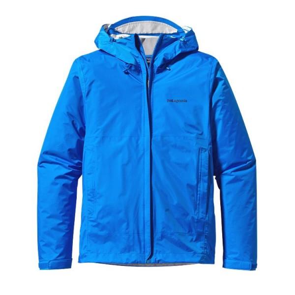 Nieprzemakalna kurtka Patagonia Torrentshell, wykonana z materiału H2No® Performance Standard