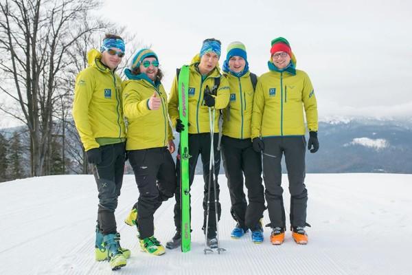 Organizatorzy XI Polar Sport Skitour