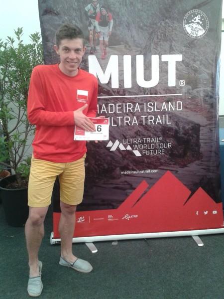 Kamil Leśniak na MIUT - 6. miejsce (fot. Kamil Leśniak)