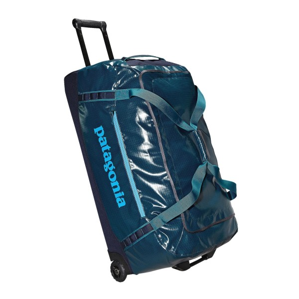 PATAGONIA BLACK HOLET WHEELED DUFFEL BAG 120L