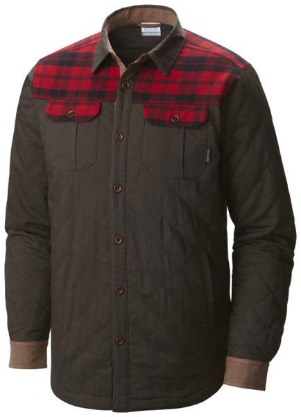 Kline FallsT Shirt Jacket