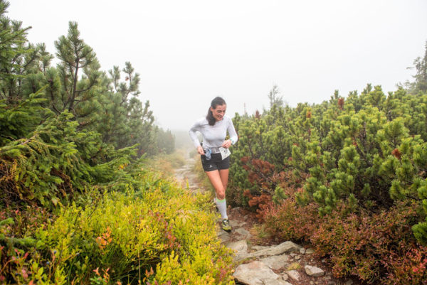 Bieg na Małą Babią (fot. Krzysztof Nagacz)