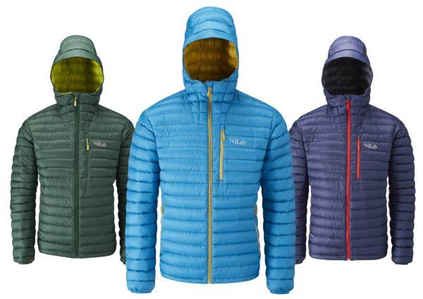 Kurtka Microlight Alpine Jacke