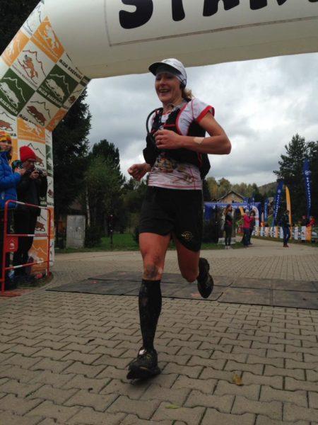 Zwyciężczyni - Ewa Majer z czasem 5:05:32