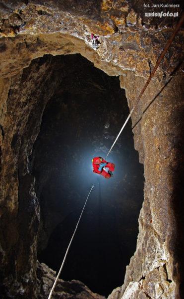 Jaskinia Studnisko (fot. Jan Kućmierz)