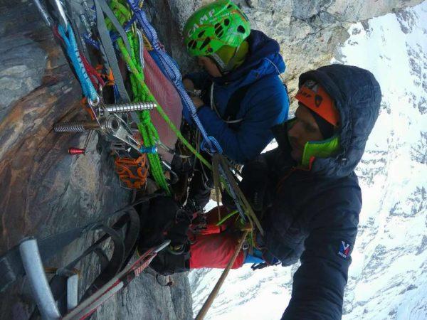 Ekipa Eiger 2016 Yeti & Tom