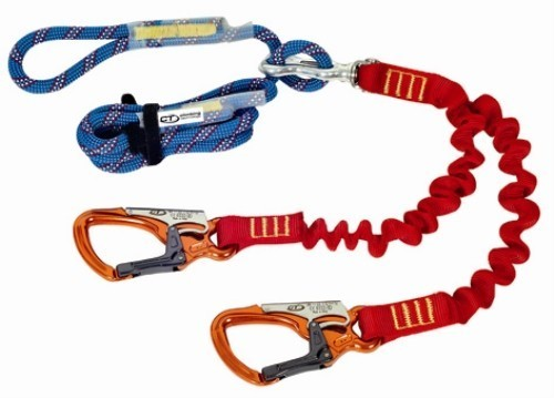 Climbing Technology, zestaw do via farrata Classic K-Set
