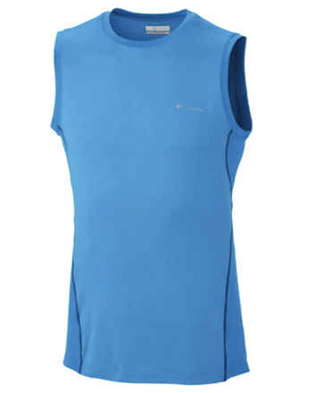 Columbia, koszulka męska Coolest Cool Sleeveless Top