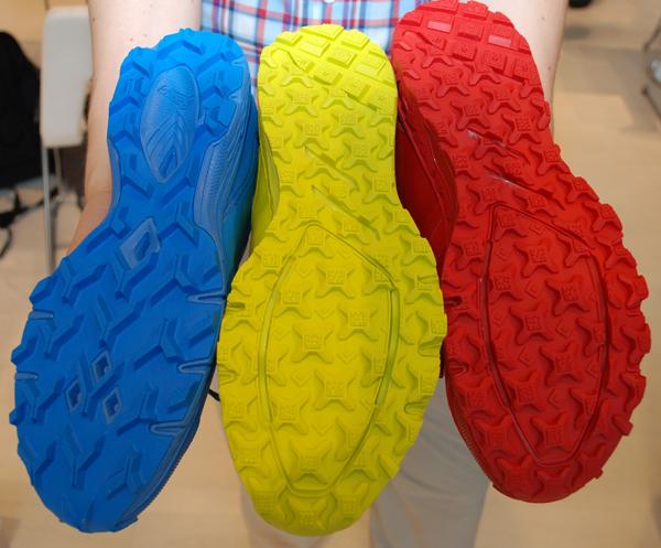 Haglofs, buty od prawej: Gram Comp, Gram AM GT, Gram XC (fot. 4outdoor.pl)