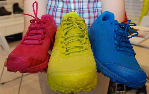 Haglofs, buty od lewej: Gram Comp, Gram AM GT, Gram XC (fot. 4outdoor)
