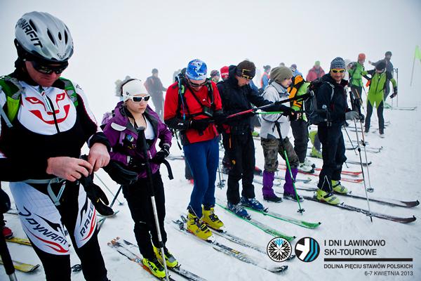 I Dni Lawinowo Ski-tourowe w Dolinie Pięciu Stawów (fot. Marcin Kin)