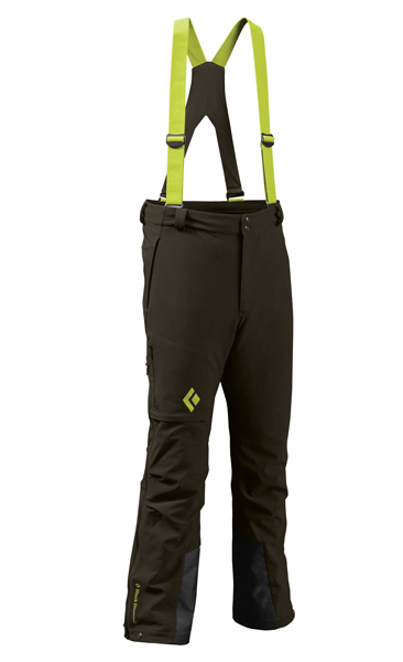 Black Diamond, spodnie Dawn Patrol Touring Pant