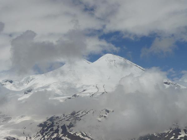 Elbrus (fot. Aneta Żukowska)