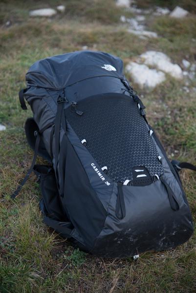 The North Face, plecak Casmir 60