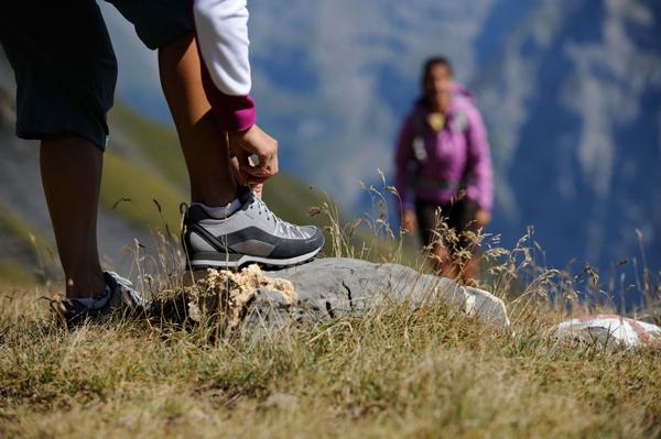 Kobieca stopa nie jest mniejszą wersją męskiej stopy (fot. Thomas Ulrich/Mammut)