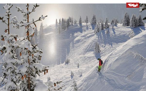 Skitoury w górach Tyrolu (fot. tyrol.pl)