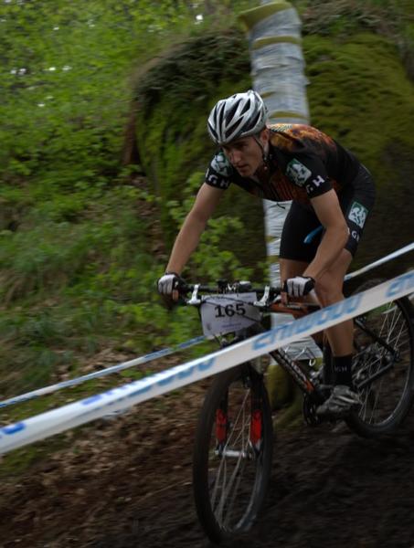 Pierwszy dzień Akademickich Mistrzostw Polski w kolarstwie górskim (fot. AZS MTB CUP)