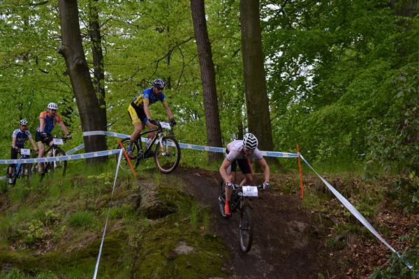 Akademickie Mistrzostwa Polski w kolarstwie górskim 2013 (fot. AZS MTB CUP)