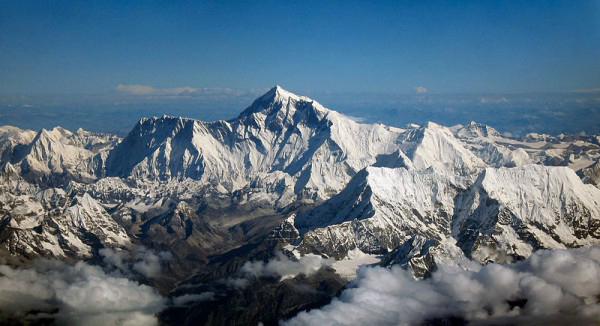 Mount Everest (fot. everest60lat.pl)