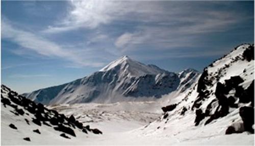 Bystra w Tatrach Słowackich zimową porą (fot. Mateusz Lasyk)