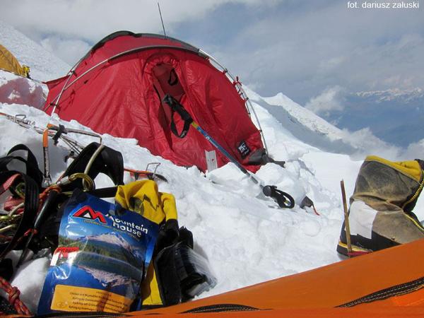 Obóz II (fot. Dariusz Załuski)