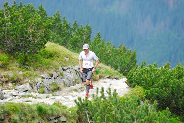 Bieg Marduły w Tatrach (fot. Monika Strojny)