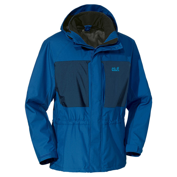 Jack Wolfskin, Brooks Range Jacket