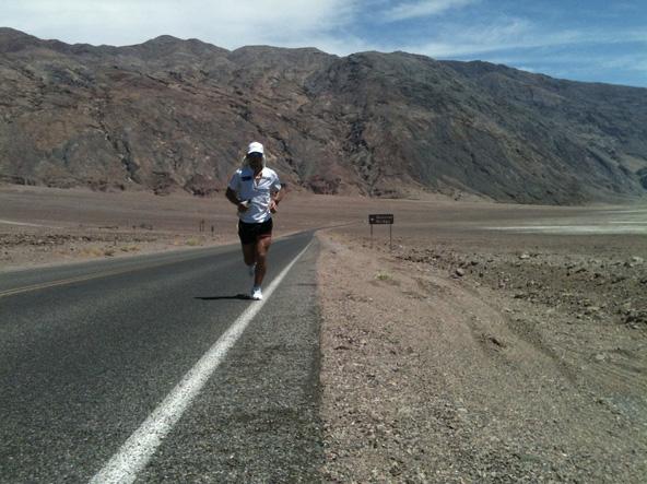 Carlos Alberto Gomes De Sa biegnie po zwycięstwo (fot. carlos-sa.com)
