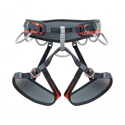Climbing Technology, Ascent