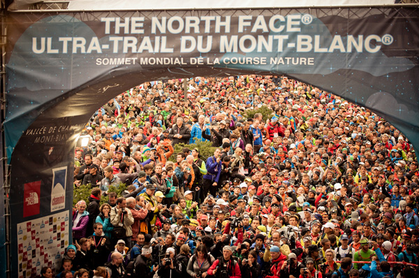UTMB 2012 (fot. The North Face®/ Alo Belluscio)