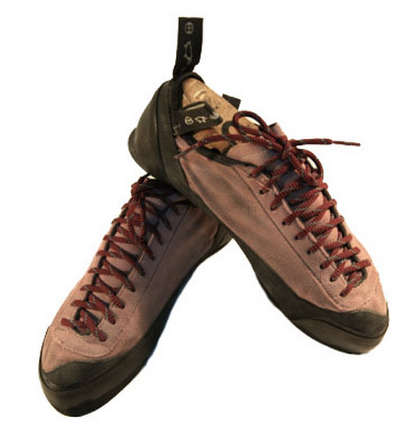 Buty do wspinaczki należy czyścić! (fot. M5)