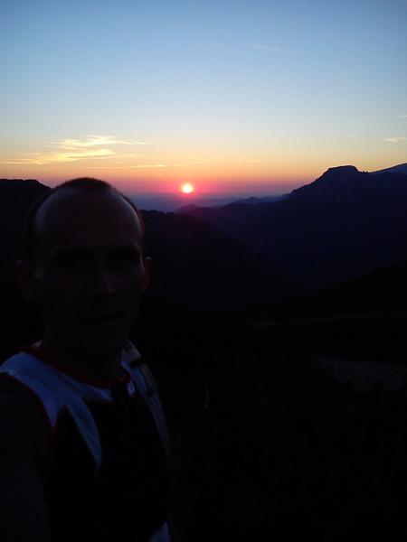 Wschód słońca (fot. Tomasz Gorszko)