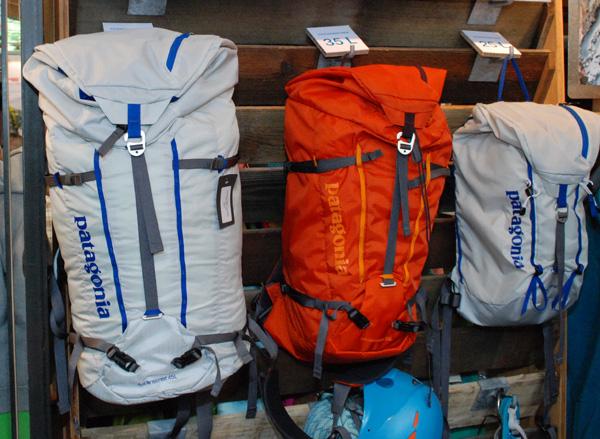 Kolekcja plecaków Ascensionist Pack: 45 l, 35 l, 25 l (fot. Outdoor Magazyn)