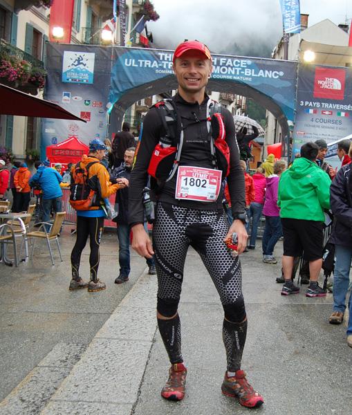 Piotr Hercog zajął w ubiegłym roku 10. miejsce w UTMB!