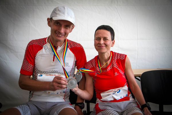 Paweł Dybek i Magda Łączak (fot. Jan Wierzejski Productions)