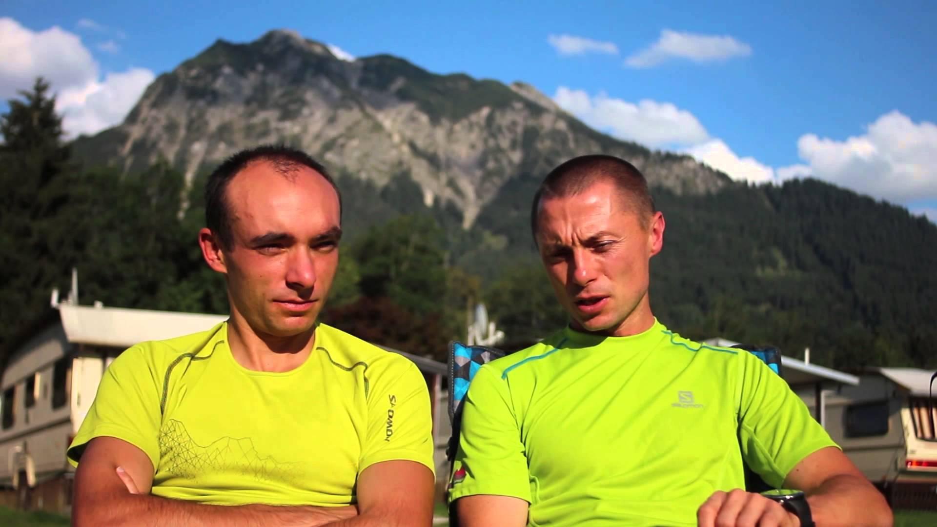 Marcin Świerc i Piotr Hercog