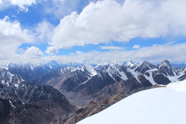 Rejon doliny Ghidims Dur (fot. Anita Parys)