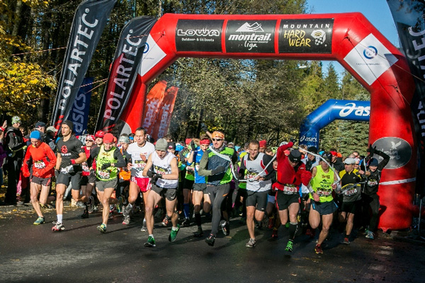 Start biegu na Kasprowy w 2013 roku (fot. Polartec)