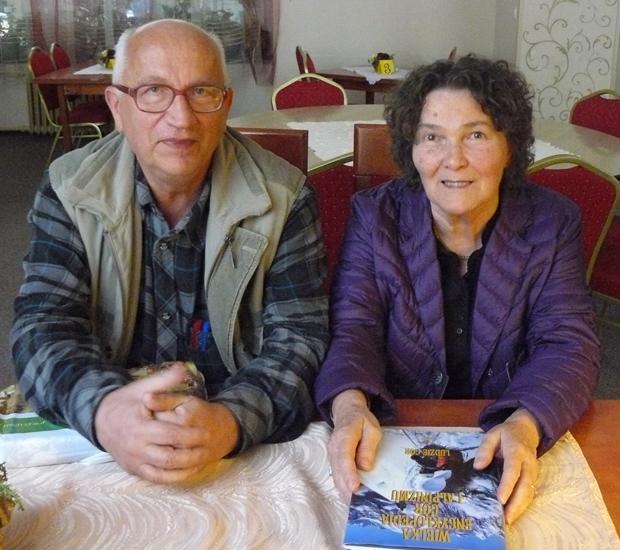 Jan i Małgorzata Kiełkowscy (fot. Outdoor Magazyn)